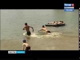 Пляж на Еловском пруду в Ангарске открыли для купания