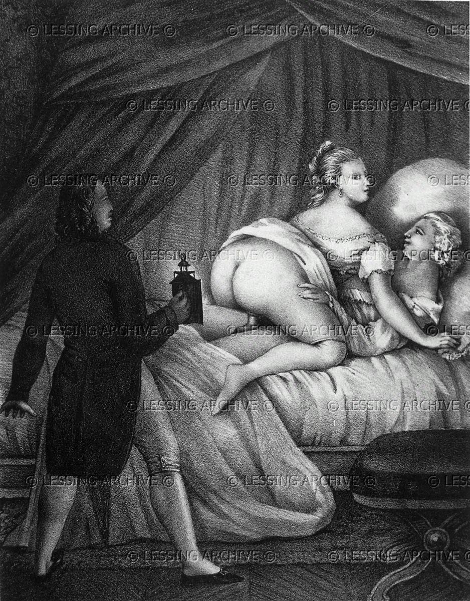 Секс с давних времён 1 фотография