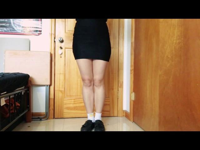 ENGLISH Traditional ska tutorial how to dance traditional ska BASIC