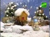 Мультфильмы для детей     Сказки про огородное пугало Как Горошек в снеговика превратился