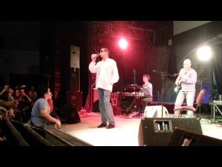 Федор Чистяков на концерте в Рязани -