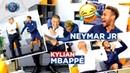 PSG FAN ROOM Un duo de choc Neymar Jr 🇧🇷 et Kylian Mbappé 🇫🇷