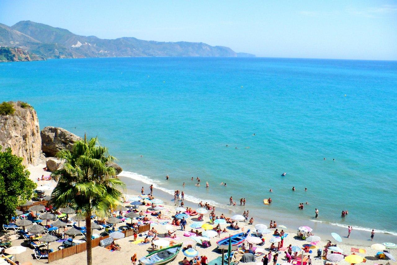 Лучшие фото пляжей испании