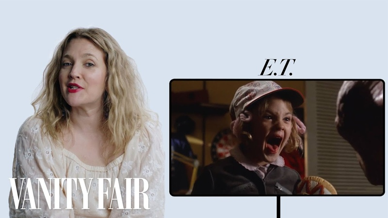 Drew Barrymore Breaks Down Her Career, from E.T. to Flower Beauty | Vanity Fair