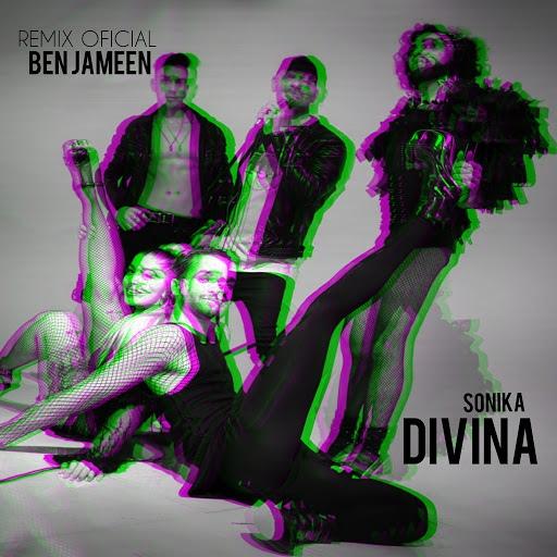 Sonika альбом Divina (Remix)