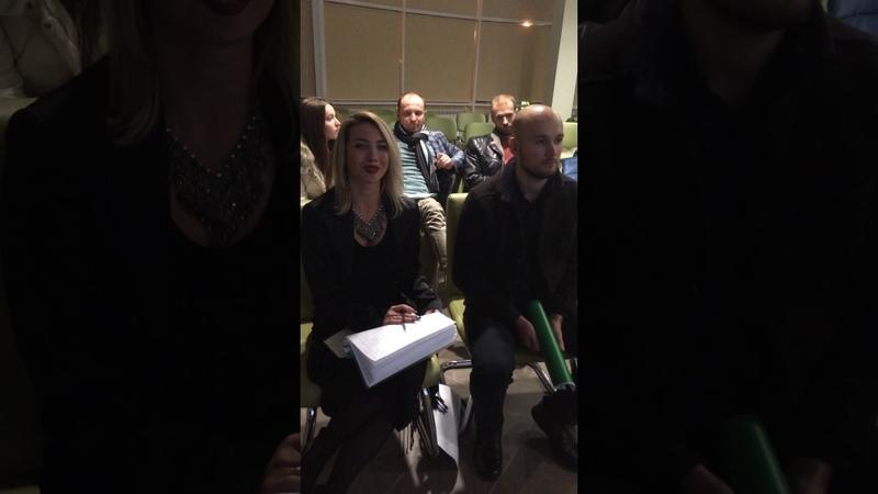Отзыв молодой пары о семинаре Дмитрия Обердерфера город Сургут