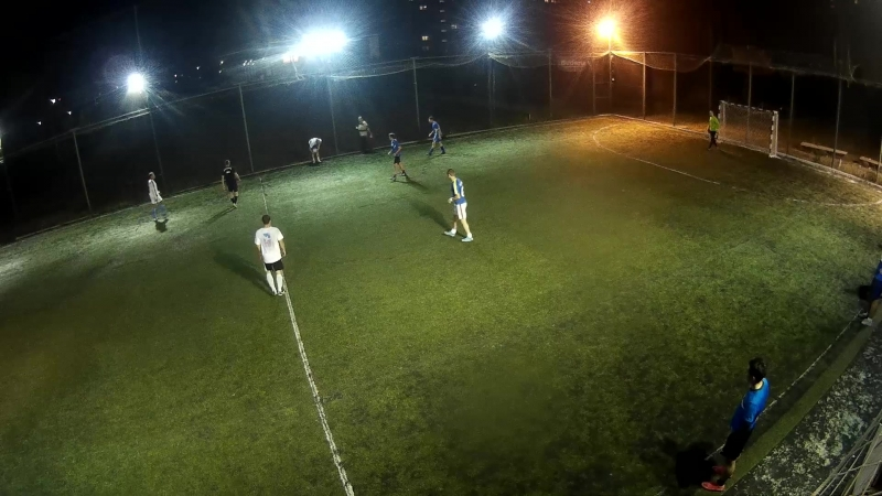6 сезон Высшая Лига 4 тур Тучка - Волжанка 11.09.2018 4-2 2 тайм