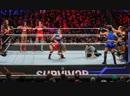SB_Group| RAW: Sasha, Bayley, Tamina, Nia Mickie vs. Smack: Carmella, Asuka, Naomi, Sonya Mandy | Nov.18, 2018