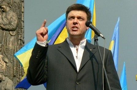 8 березня для рабів Олег Тягнибок
