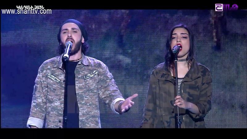 X-Factor4 Armenia-Gala Show 7-Khmbakayin katarum