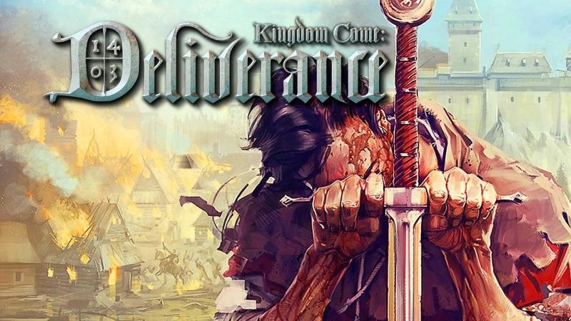 Kingdom Come: Deliverance! Новая реалистичная РПГ в средневековье! ч.28