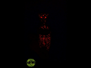 Пепельная статуя из игры The Elder Scrolls lll: Morrowind