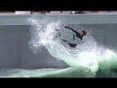 Carissa Moore Perfects Aerial Surfing