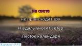 Николаев Игорь День Рожденья Караоке версия Full HD