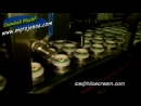 Оборудование для фасовки мороженого в рожках