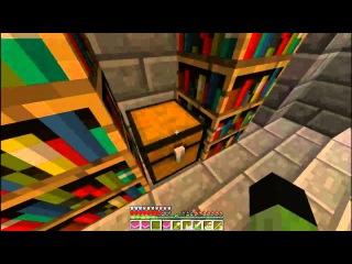 Прохождение карты в Minecraft - Сокровище нации #1