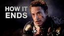 Tony Stark How It Ends
