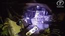 В Туле Mercedes Benz сбил фонарный столб