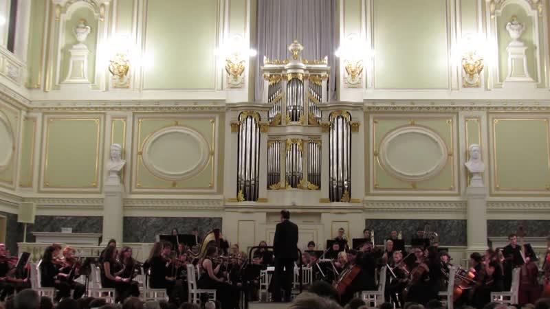 26.12.2017 концерт в Капелле