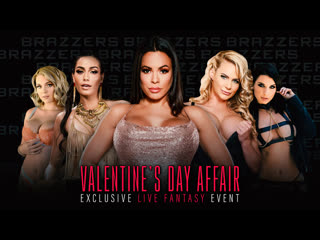 Desiree Dulce, Gabbie Carter, Ivy Lebelle, Luna Star, Phoenix Marie, Valentina Nappi - Brazzers LIVE Valentine's Day Affair