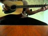 ( Песня из фильма Такси 3 ) На гитаре