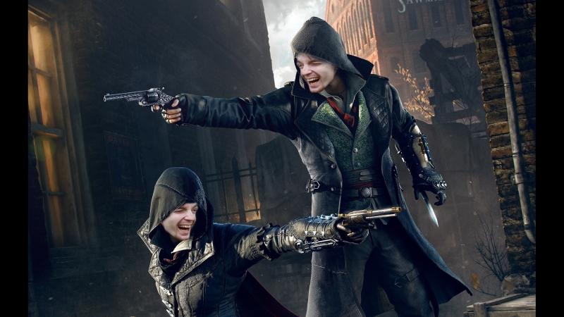 Assassins Creed Syndicate 1 Фрай и Близнецы Фрай Интерактивное Воскресенье