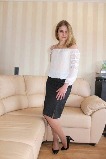 Наинежнейшая легчайшая блузка Как то я увидела эту блузку в