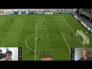 [acoolfifa] FIFA 13 Акул против Кости (Profgamechannel) на вебку
