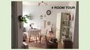 ROOMTOUR 룸투어 랜선집들이 낡은주택 빈티지인테리어 로사네집에놀러오세요