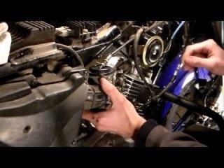 Как установить карбюратор на мотоцикле YAMAHA YBR 125