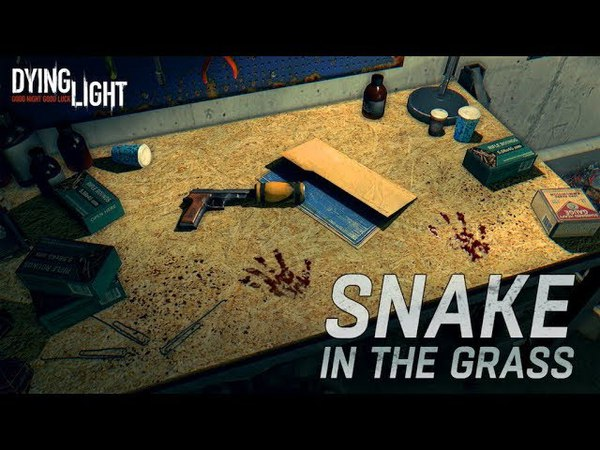 Content Drop 6: Snake in the Grass