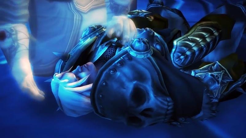 3.3.5 Wrath of the Lich King. Финальный ролик Смерть Короля-лича
