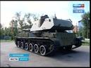 Военная техника украсит сразу несколько скверов в Черемхово