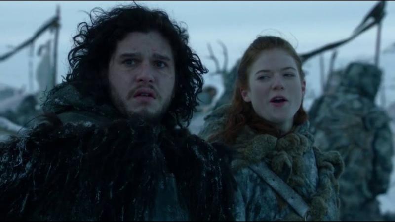 Game Of Thrones Trailer Recut (Christmas movie)
