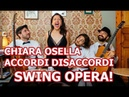 SWING OPERA — CHIARA OSELLA ACCORDI DISACCORDI (Moscow, House of Artist 14.02.19)