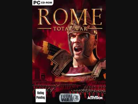 Rome Total War Soundtrack menu theme
