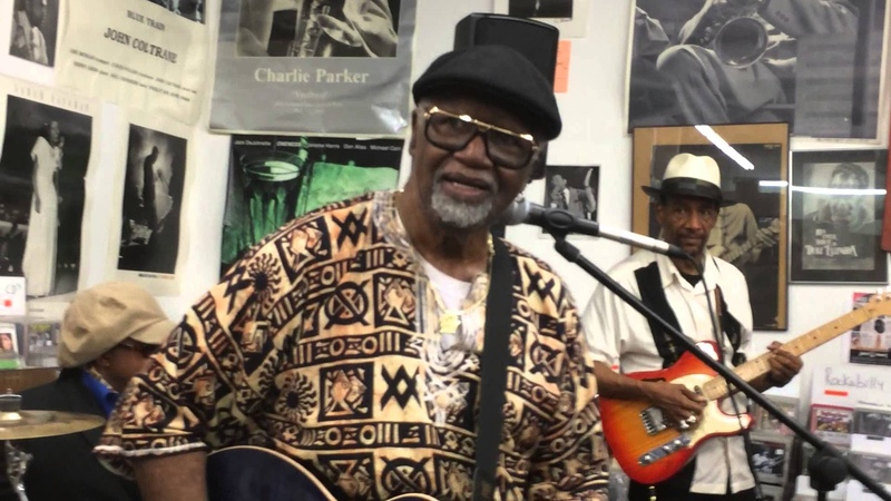 I've Got A Woman - Linsey Alexander with Mississippi Heat - Delmark Blues Brunch - June 14, 2015