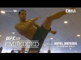 UFC 224 Embedded  Vlog Series - Episode 4