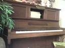 Chopin BERCEUSE op. 57, gespielt von Teresa Carreño