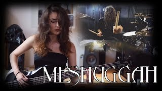 Meshuggah Born in Dissonance cover feat Marie