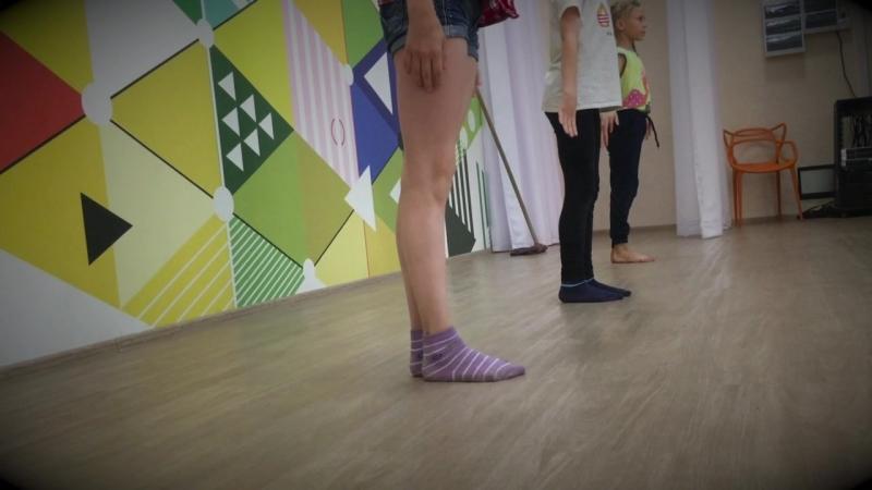 Проект Танцы , наставник Екатерина Лыкова. Танец Котята » Freewka.com - Смотреть онлайн в хорощем качестве