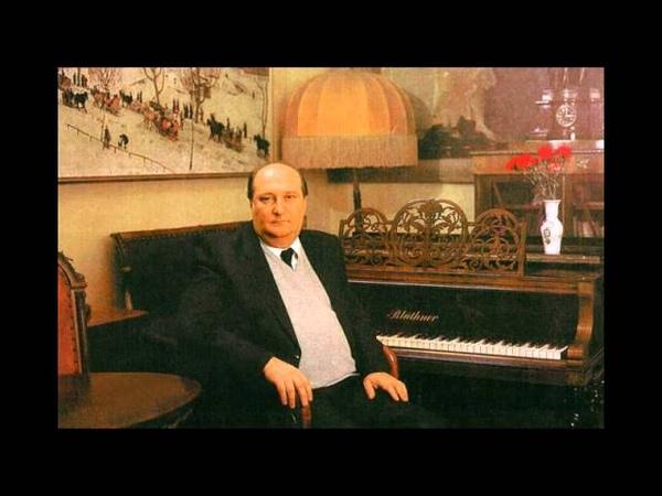 Д. Кривицкий. Концерт для виоль д'амур и камерного оркестра (2 часть)