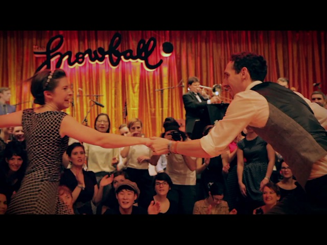 The Snowball 2016 - Jam Circle to Stockholm Swing All Stars