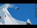 ЭКСТРЕМАЛЬНЫЙ СНОУБОРДИНГ ★ Travis Rice сноуборд фристайл и фрирайд спуск с горы mp4