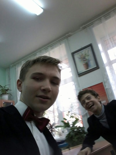 Сергей Садовников, 13 апреля , Клин, id120888540