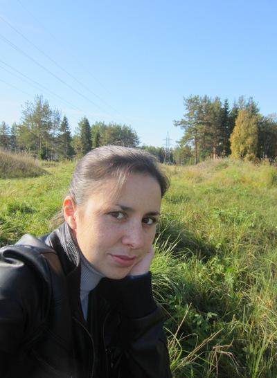 Оксана Долматова, 6 октября 1996, Екатеринбург, id158119246