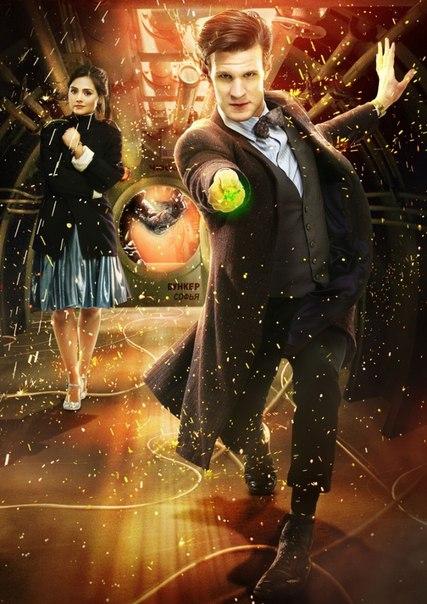 Доктор Кто: Время Доктора (Рождественский Спецэпизод)  сезон Baibako постер