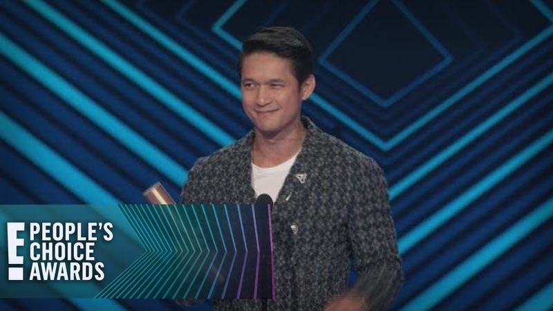 Harry Shum Jr Thanks Shadowhunters Fans for E PCAs Win E People's Choice Awards