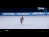 Арина Аверина булавы (квалификация) - Кубок Мира Ташкент 2017