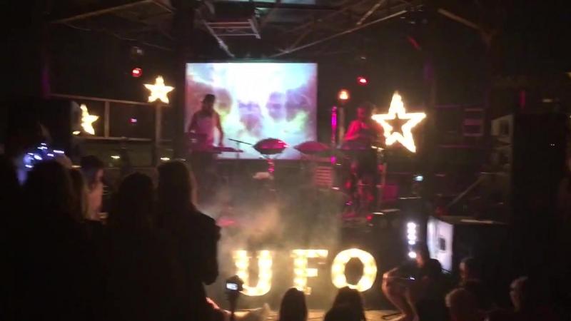 Davide Swarup Kayatma UFO fest 2018